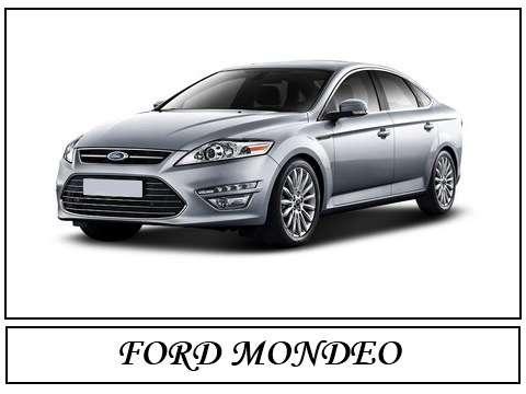 Автомобиль среднего класса Форд Мондео