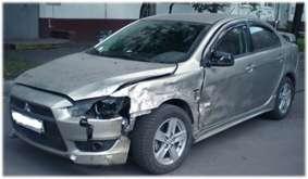 оценка повреждения кузова